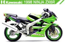1998 Kawasaki Ninja ZX-6R Accessories