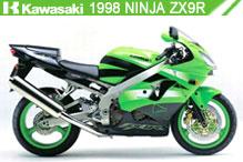 1998 Kawasaki Ninja ZX-9R Accessories