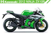 2012 Kawasaki Ninja ZX-10R Accessories