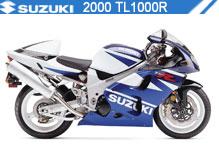 2000 Suzuki TL1000R Accessories