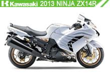 2013 Kawasaki Ninja ZX-14R Accessories