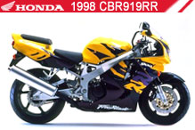 1998 Honda CBR919RR Accessories