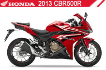 2013 Honda CBR500R Accessories