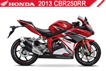 2013 Honda CBR250RR Accessories