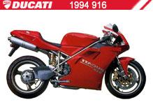 1994 Ducati 748 Accessories