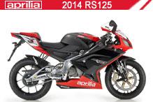 2014 Aprilia RS125 Accessories