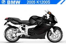 2005 BMW K1200S Accessories