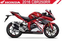 2016 Honda 250RR Accessories
