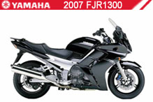 2007 Yamaha FJR1300 Accessories