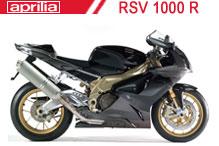 RSV 1000 R Fairings