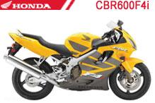 CBR600F4i Fairings