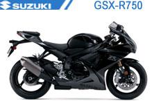 GSXR750 Fairings