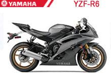 YZF R6 Fairings