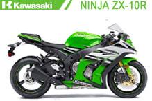 Ninja ZX10R Fairings