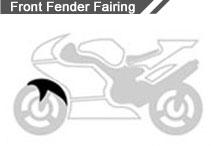 Front Fender Fairing